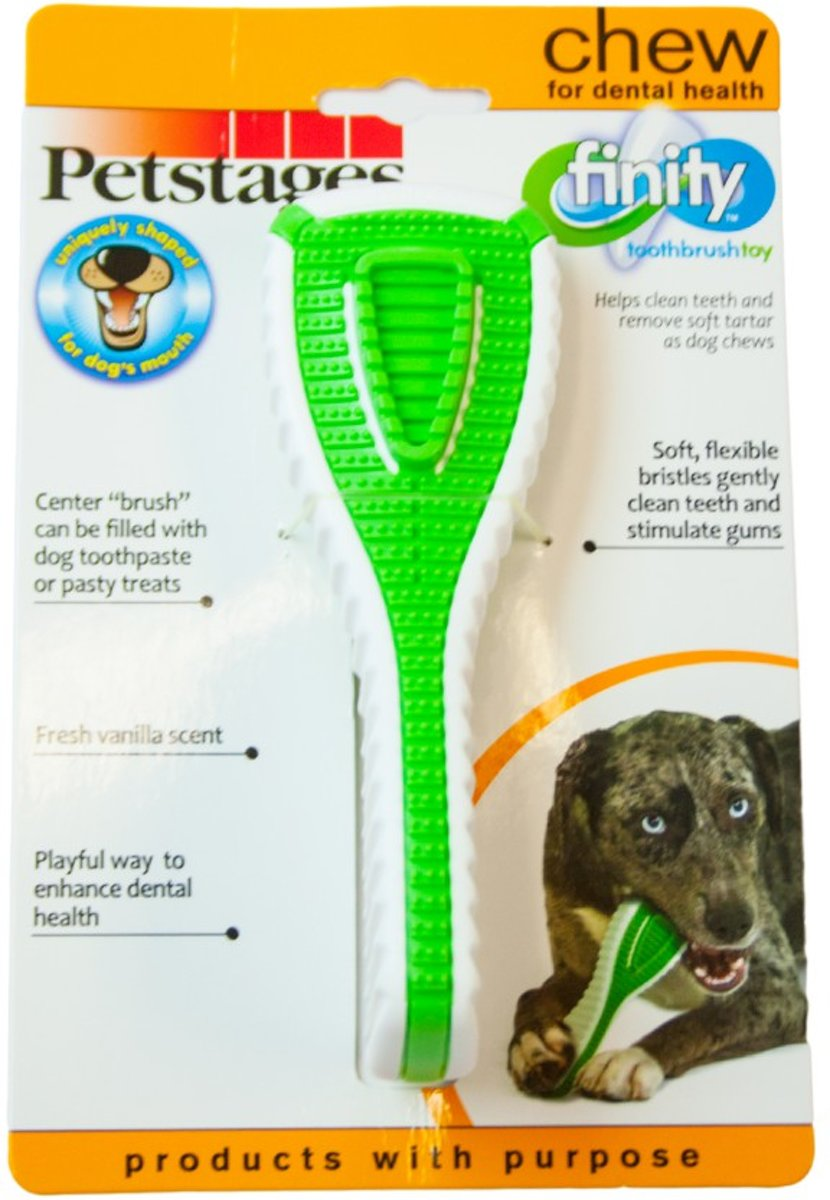 Petstages Honden Tandenborstel Speelgoed kopen
