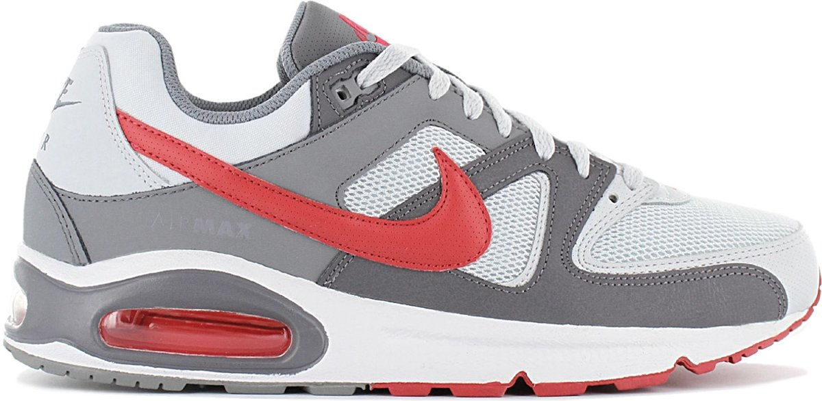 Nike Air Max Command 629993 049 Heren Sneaker Sportschoenen Schoenen Grijs Maat EU 40.5 US 7.5