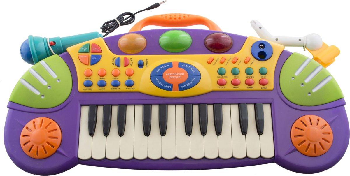 Elektronisch multi functioneel keyboard