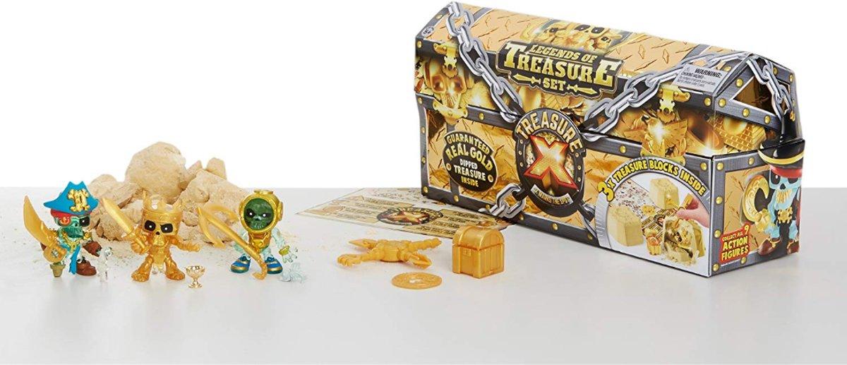 Treasure X Schatkist - Gegarandeerd goud!
