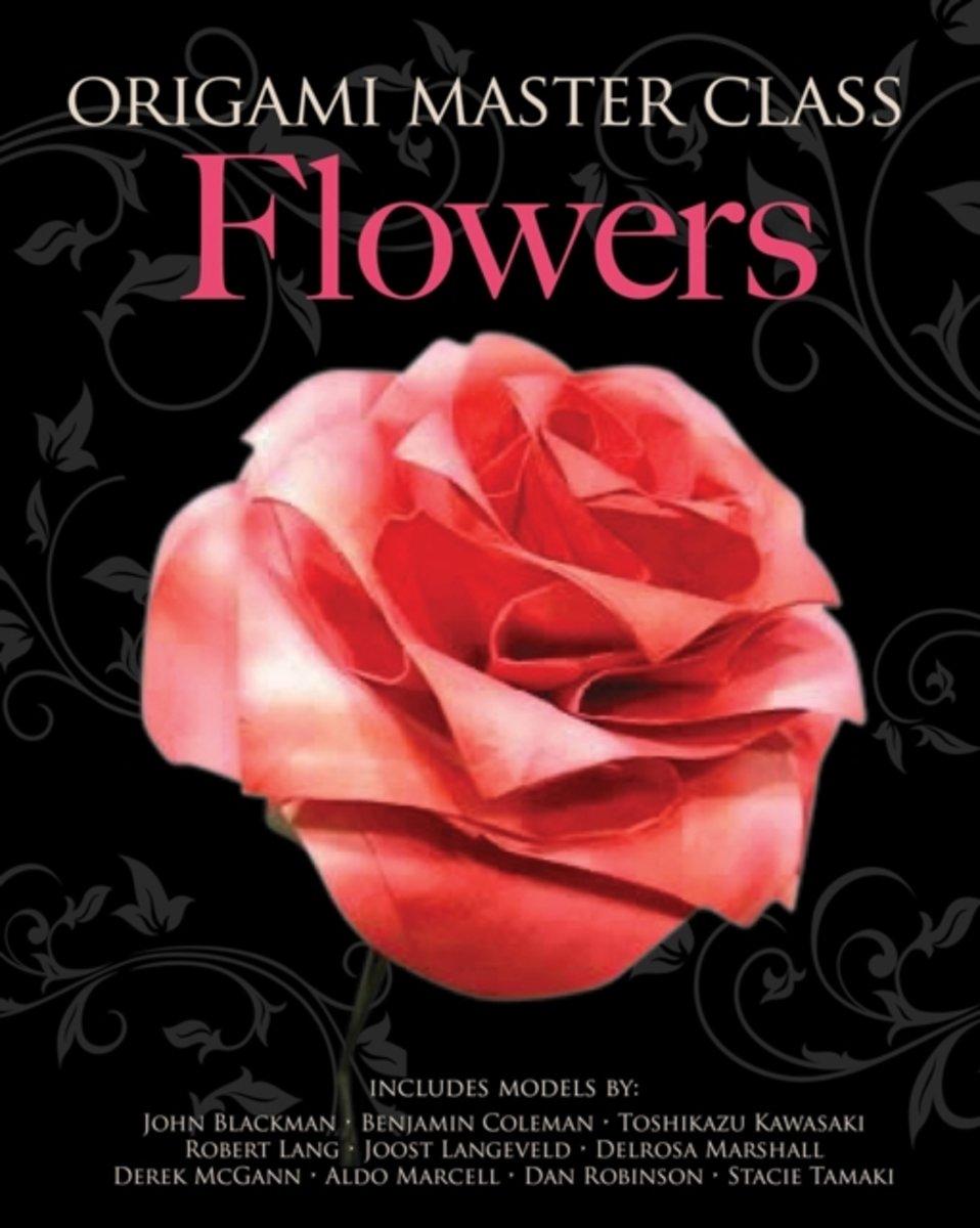 Bol Origami Master Class Flowers 9781937994402 Marcio