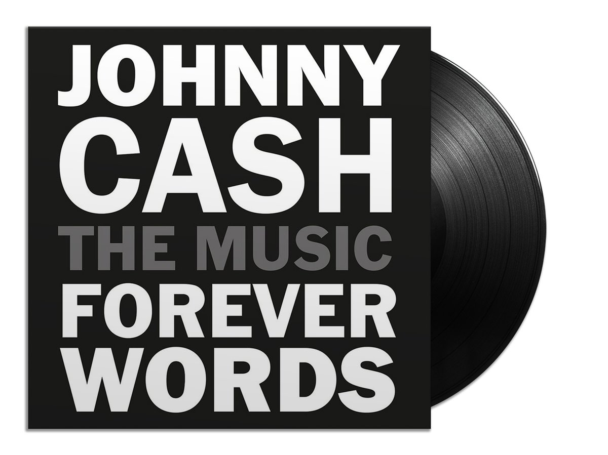 VARIOUS JOHNNY CASH: FOREVER WORDS Country Vinyl kopen