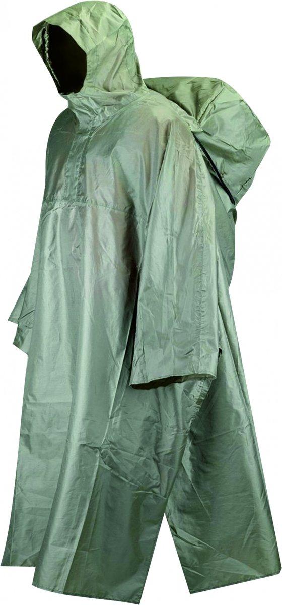 Anuy Regencape Aspen Unisex Grijs One Size kopen