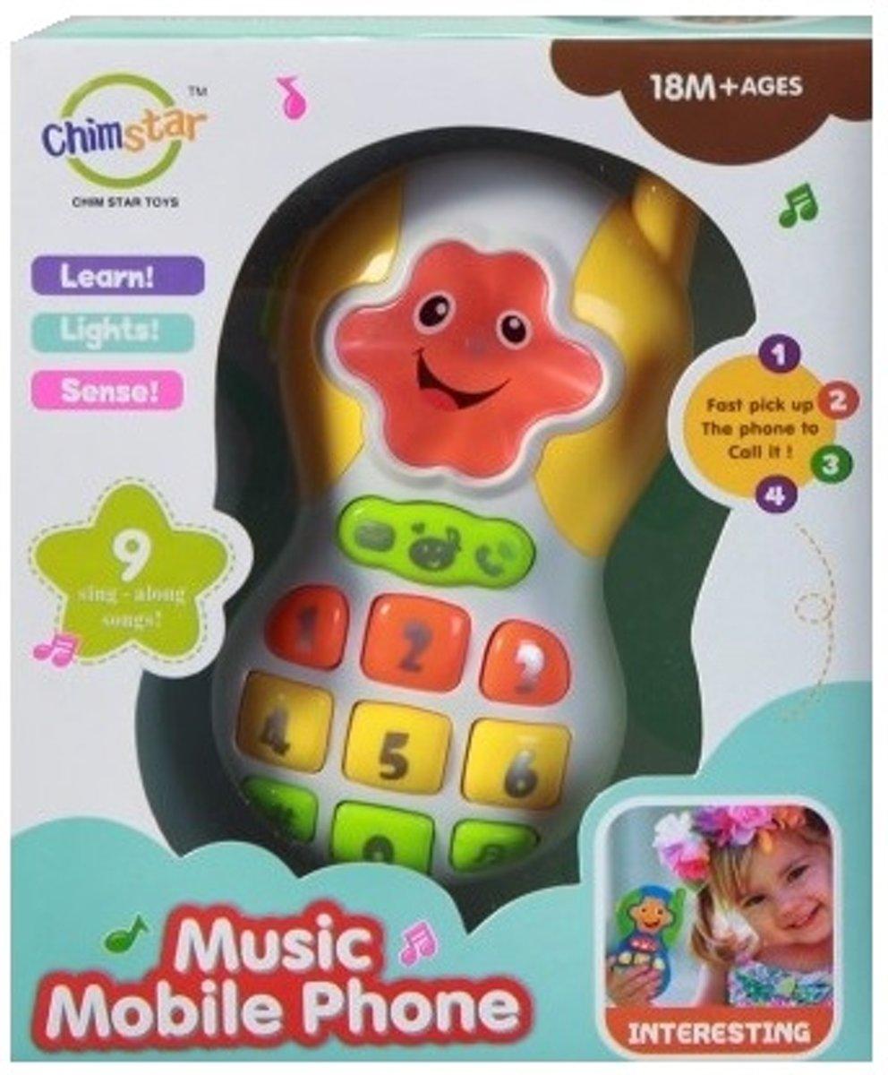 Chim Star - Baby muziek telefoon