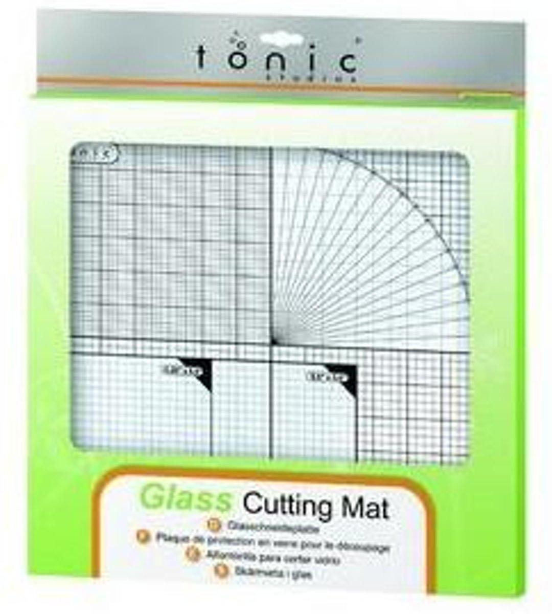Tonic Studios Glazen Snijmat 30,5 x 30,5 cm kopen