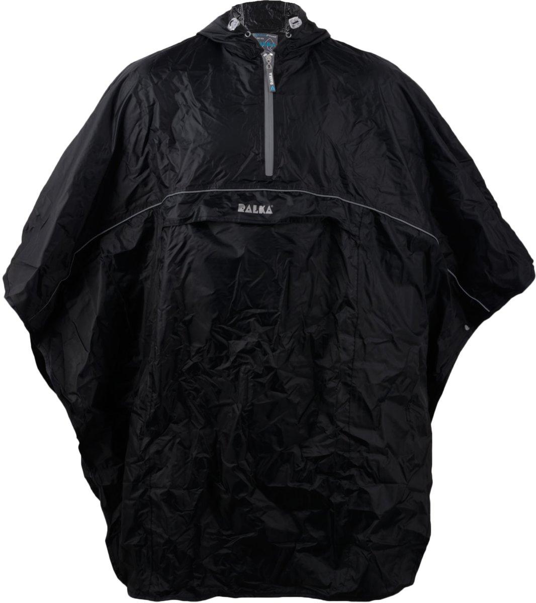 Ralka Poncho - Zwart - One size kopen