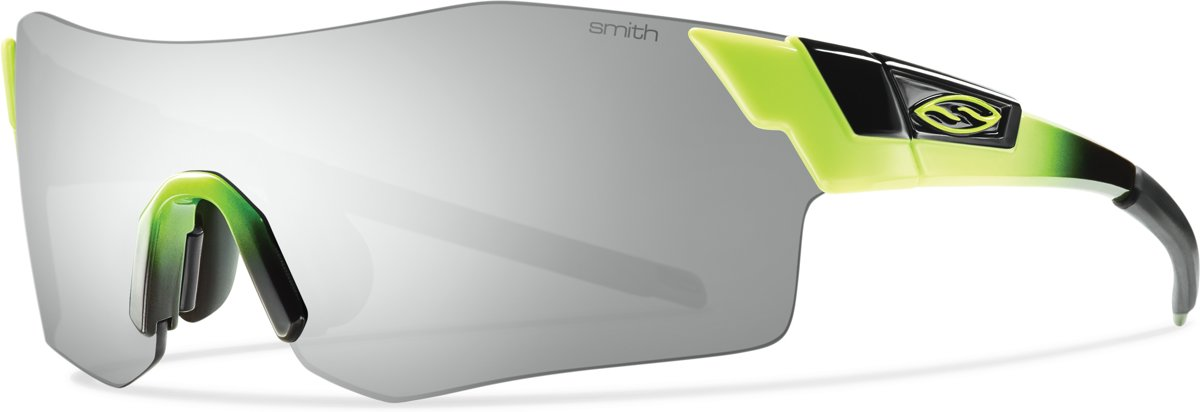 Smith Pivlock Arena fietsbril Heren groen kopen