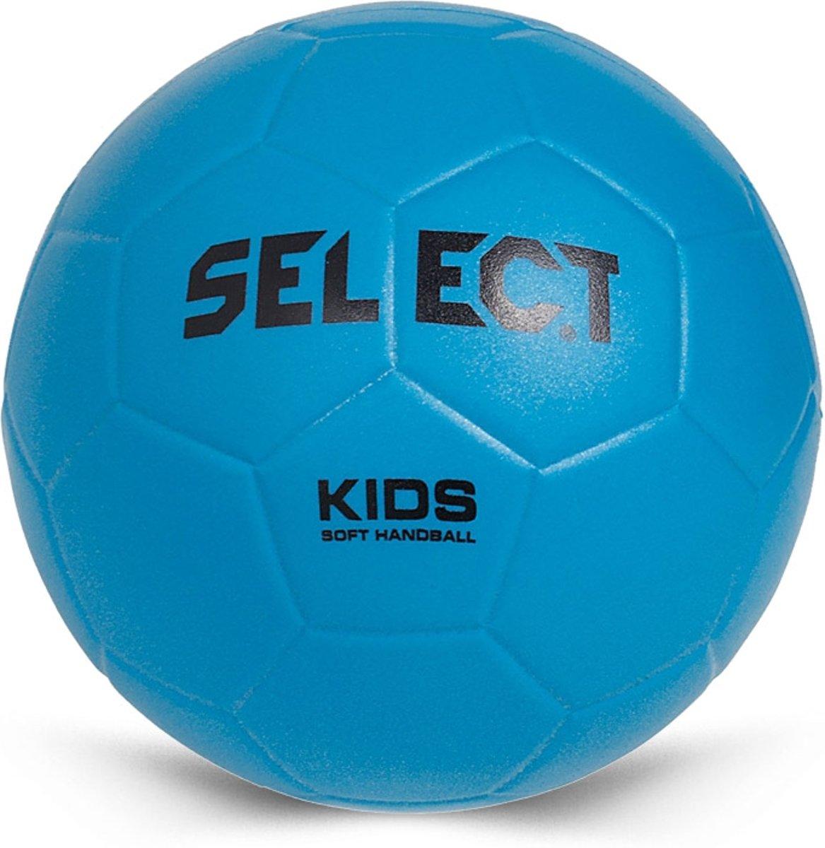 Select Kids Soft Handbal - Ballen  - blauw - ONE kopen