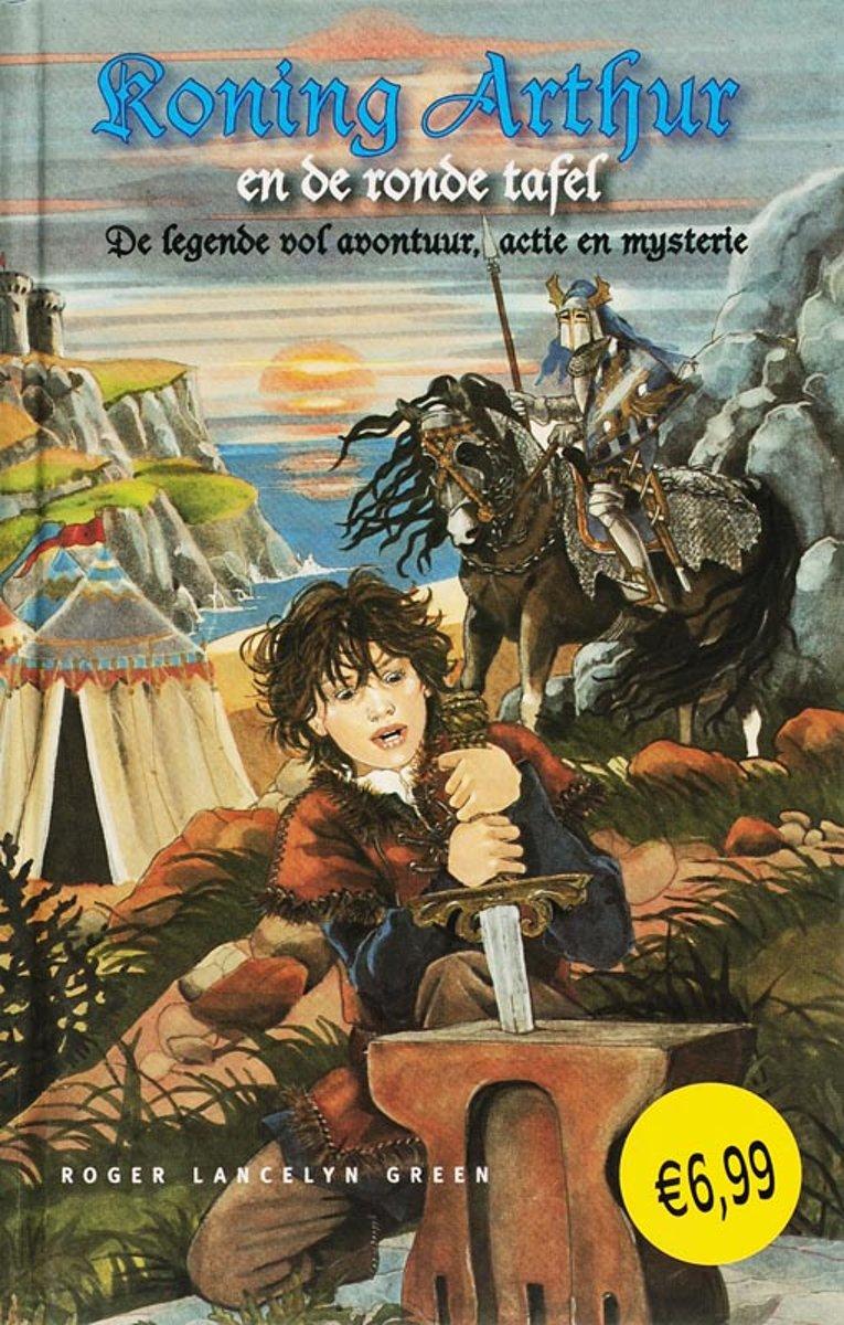 Ronde Tafel Koning Arthur.Bol Com Koning Arthur En De Ronde Tafel Roger Lancelyn Green