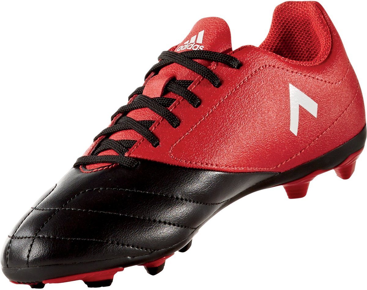 Adidas - X 16,4 Fxg J - Unisexe - Chaussures - Rouge - 35,5