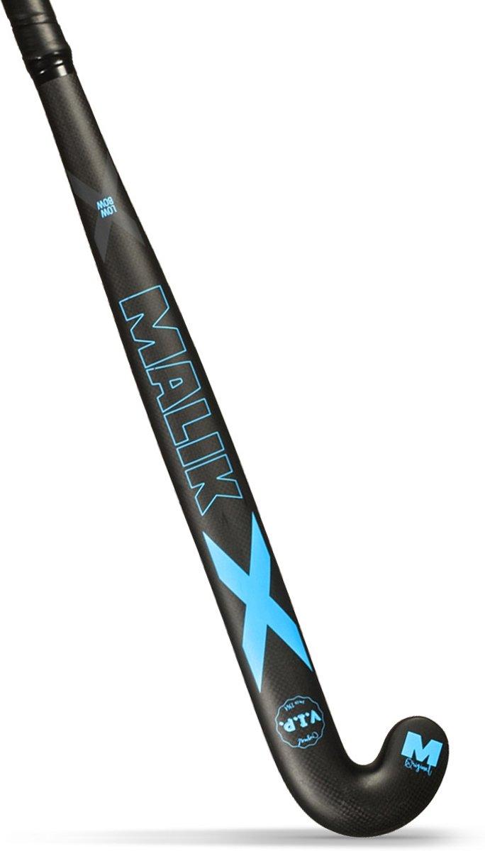 Malik Carbon-Tech VIP DC Hockeystick - Sticks  - zwart - 37.5 kopen