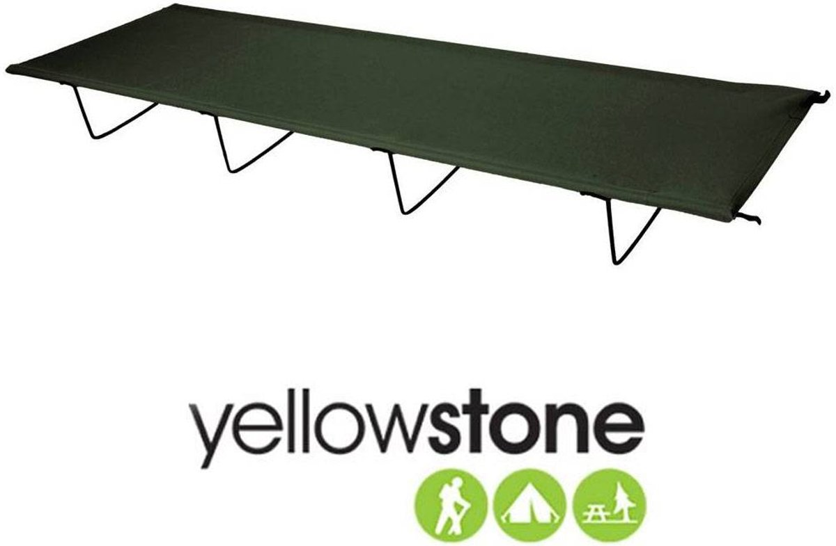 Eurotrail Veldbed Nice.Bol Com Yellowstone 4 Leg Folding Camp Bed