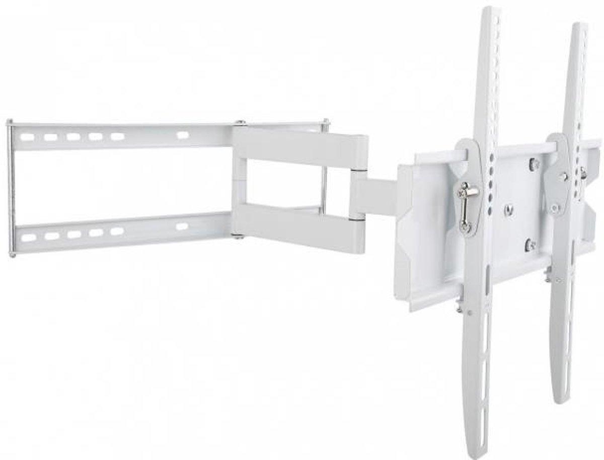 Techly ICA-PLB 146MW 55'' Wit flat panel muur steun kopen