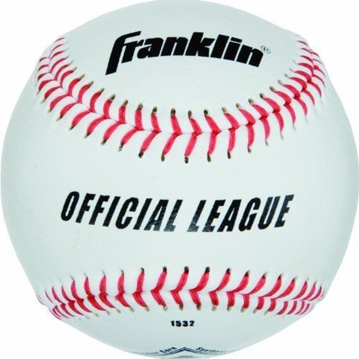 Franklin Honkbal - wit kopen