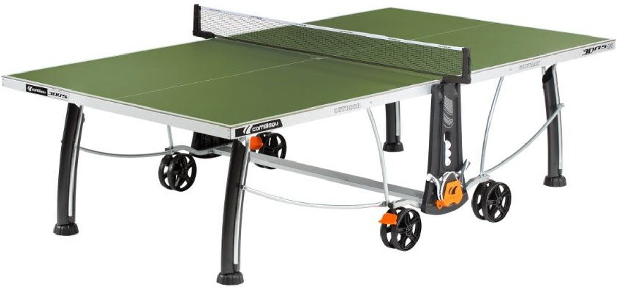 Cornilleau Sport 300S Outdoor Crossover Groen Tafeltennistafel kopen