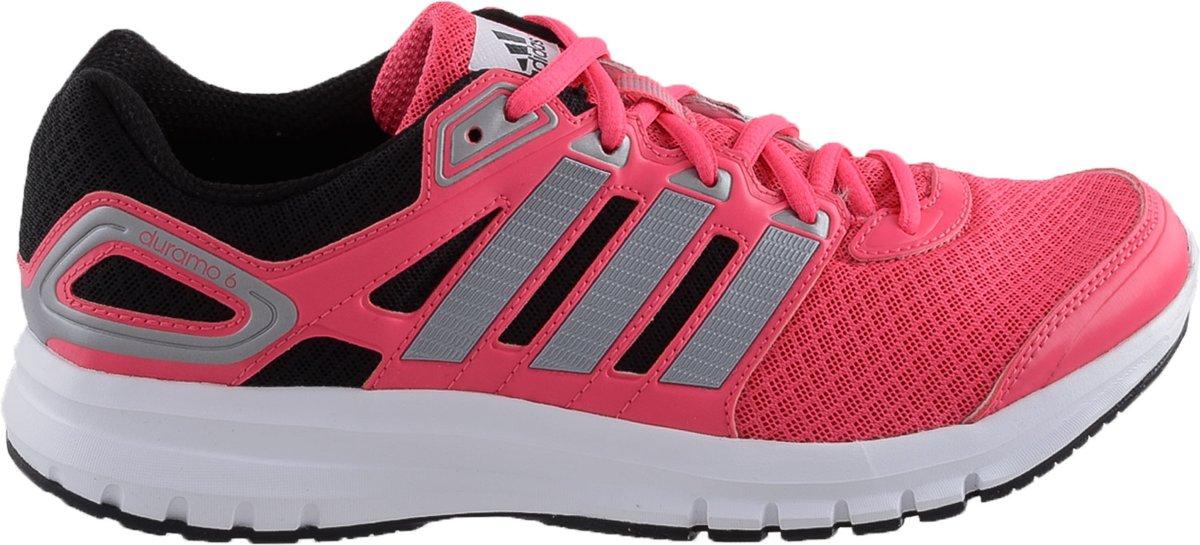 47fee9bf59c bol.com | adidas Duramo 6 - Hardloopschoenen - Vrouwen - Maat 44 - Roze