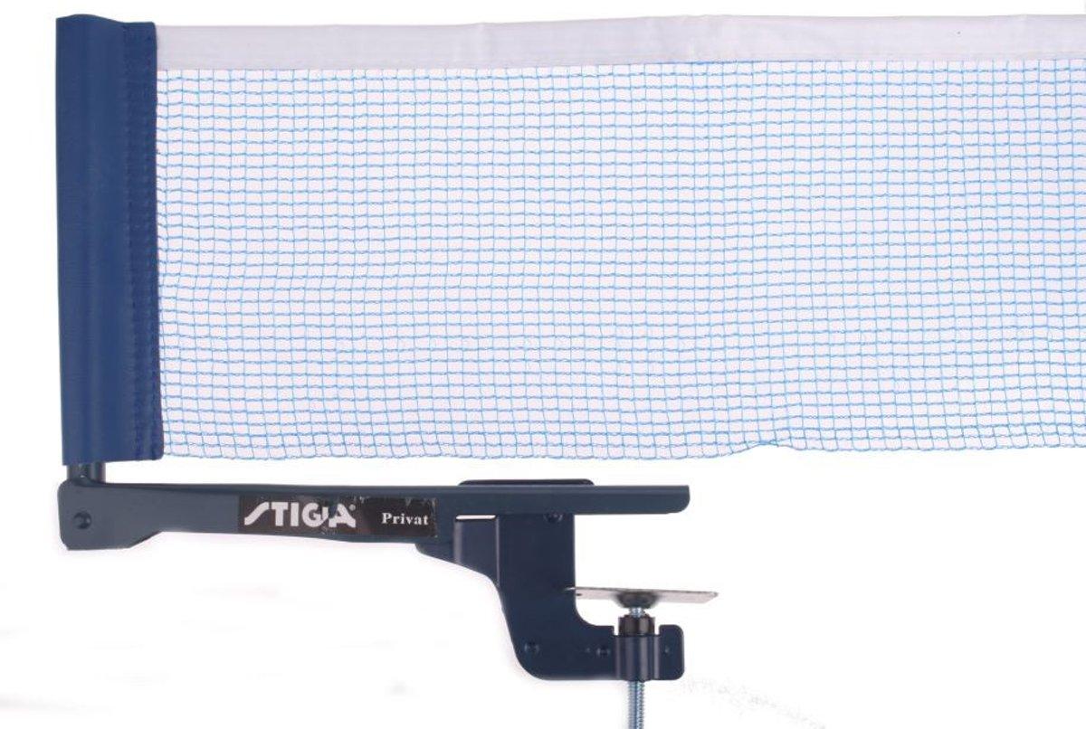 Stiga - Tafeltennisnet - Blauw kopen