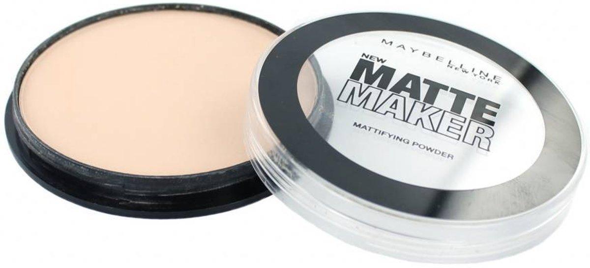 Matte Maker - Poudre - Visage   Maybelline New York