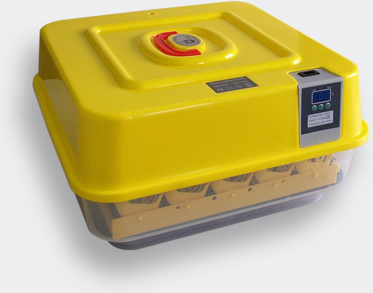 Broedmachine met keersysteem voor 39 eieren. DiekoJN39 kopen