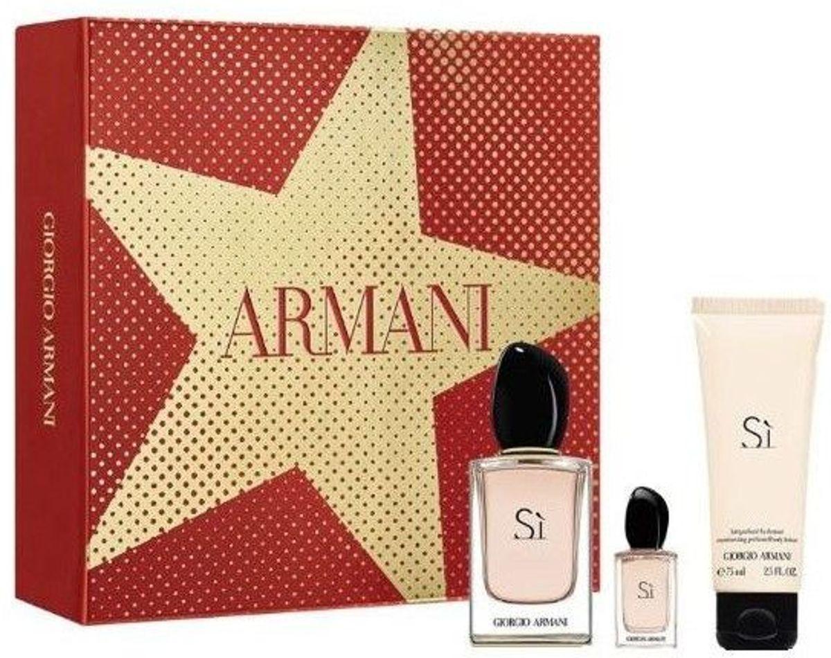 Armani Si Giftset 140ml