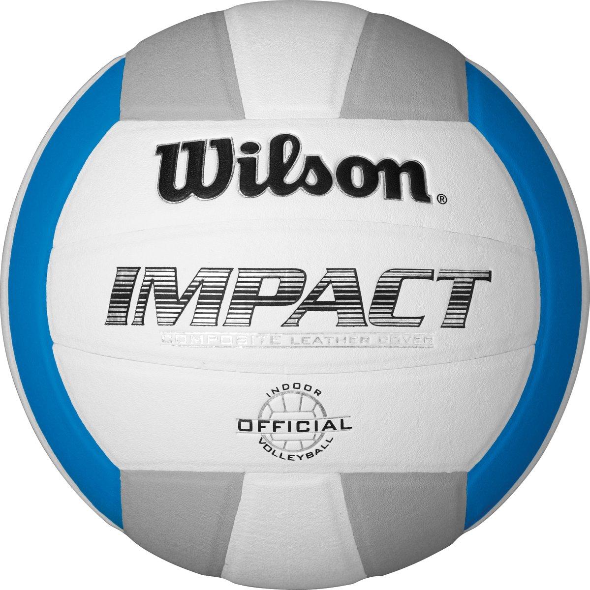 Wilson Impact - Volleybal - Blauw/Grijs/Wit kopen
