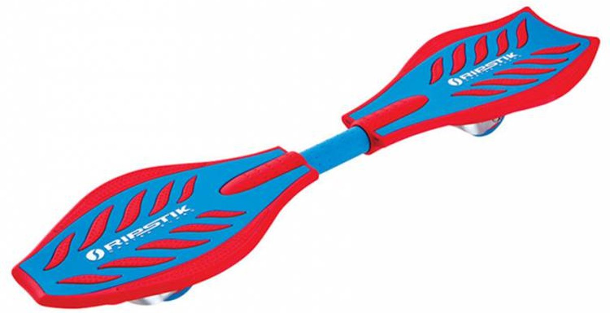 Razor - Waveboard - Skateboard - Ripstik - Rood kopen