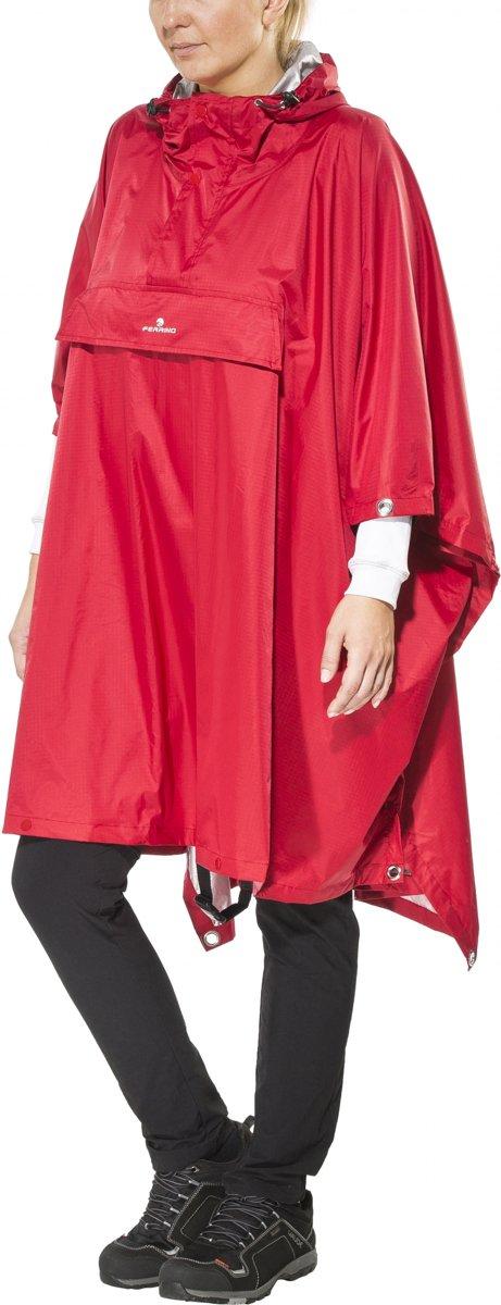 Ferrino Todomodo Jas 135 cm rood Maat One size kopen