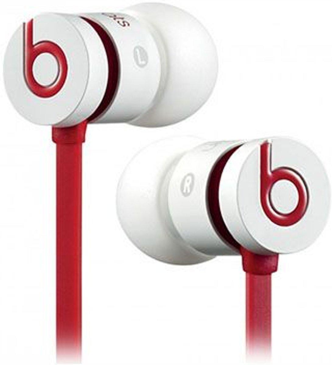 Beats by Dr Dre Urbeats - In-ear oordopjes - Wit kopen