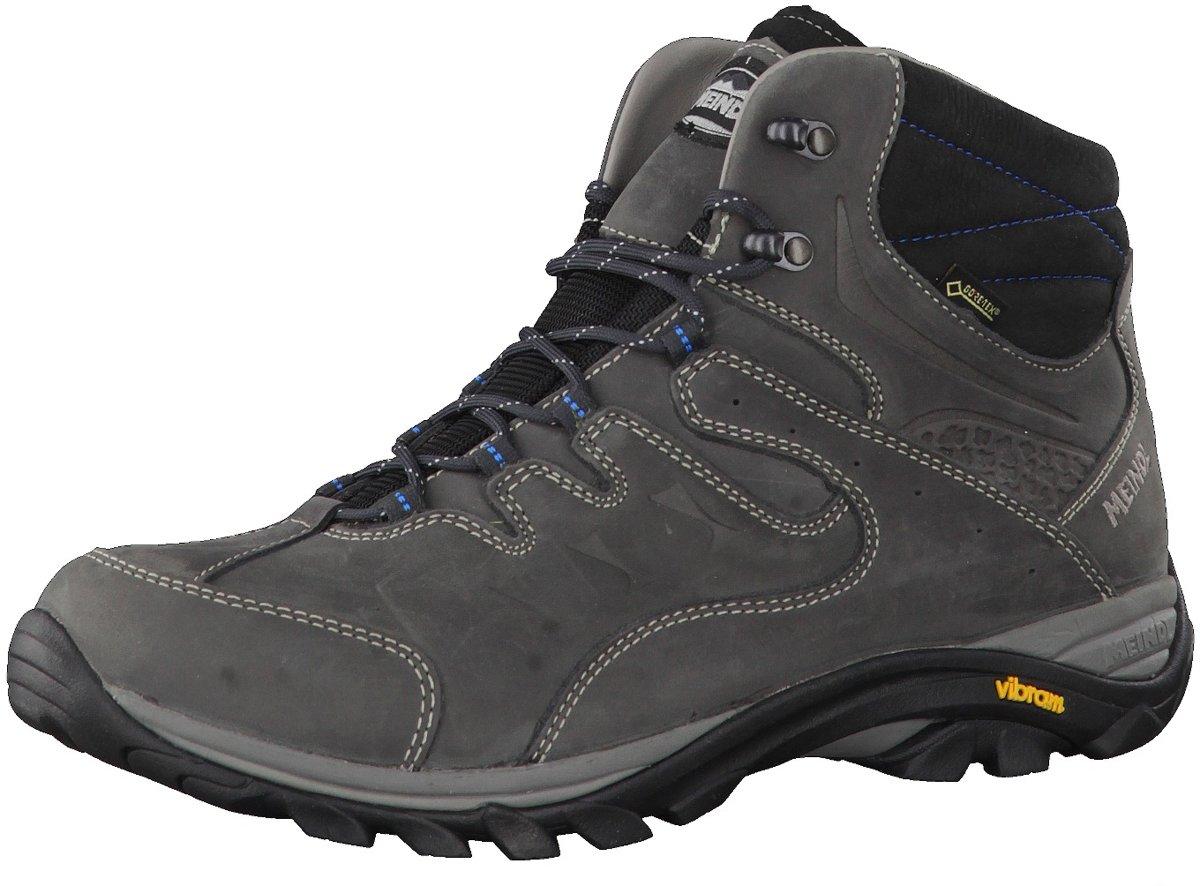 Meindl - Caracas Mi Gtx - Chaussures - Hommes - Antrecite / Marine Gtx - 3898-31 Taille 42 - 8uk SbKcue