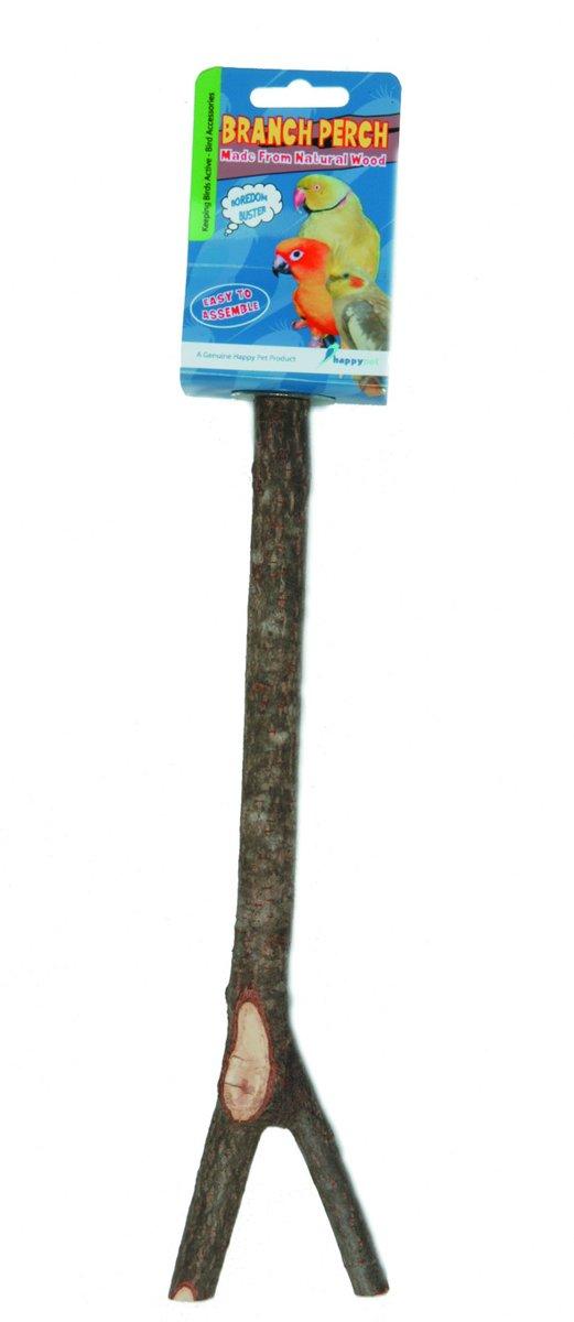 Happy Pet Natural - Vogelzittak - 36 x 6.5 x 2 cm kopen