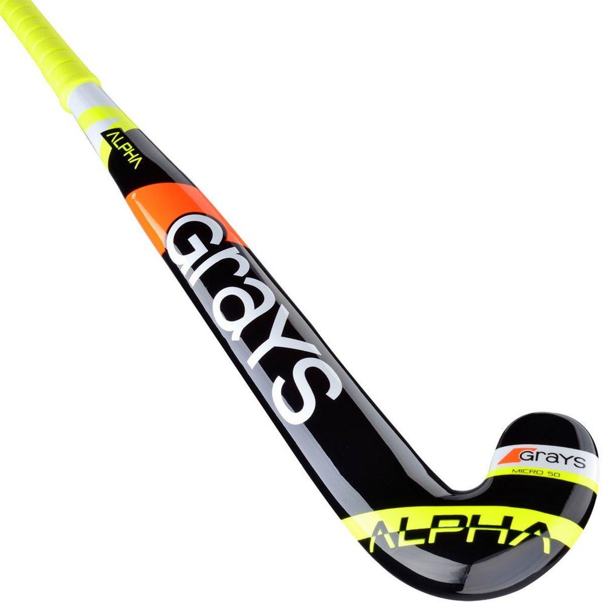 Grays HockeystickKinderen - zwart/geel/wit kopen