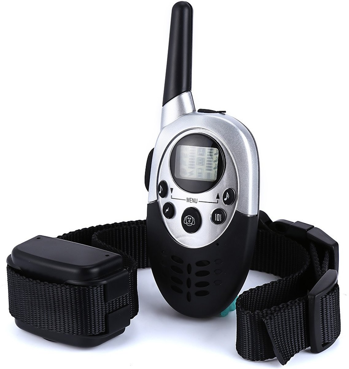 Trainingshalsband - trainingsband voor u hond met afstandsbediening - Halsomtrek van 23 tot 58cm - oplaadbaar kopen