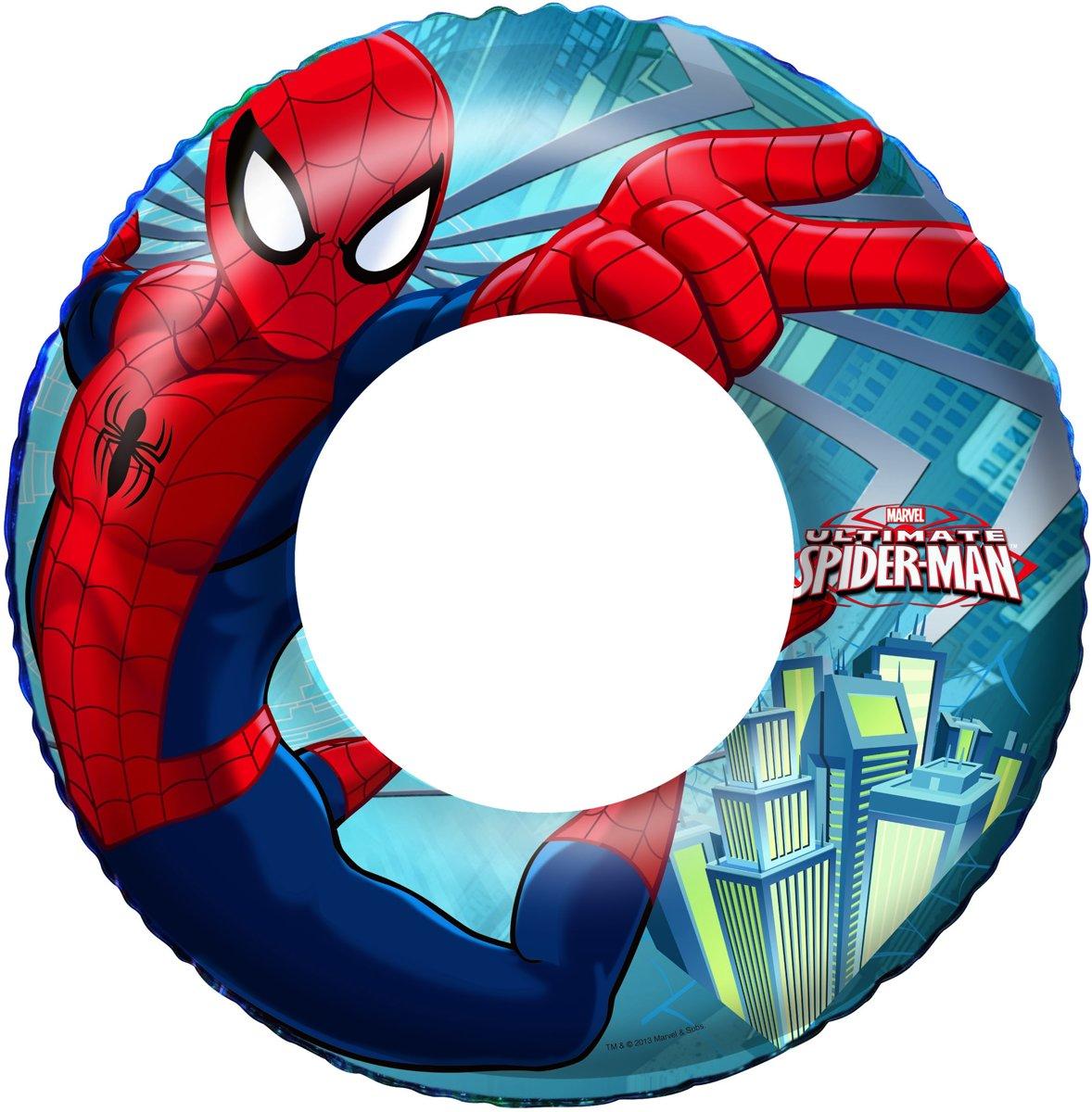 Bestway - Opblaasbare zwemband 'Spiderman' 56cm diameter