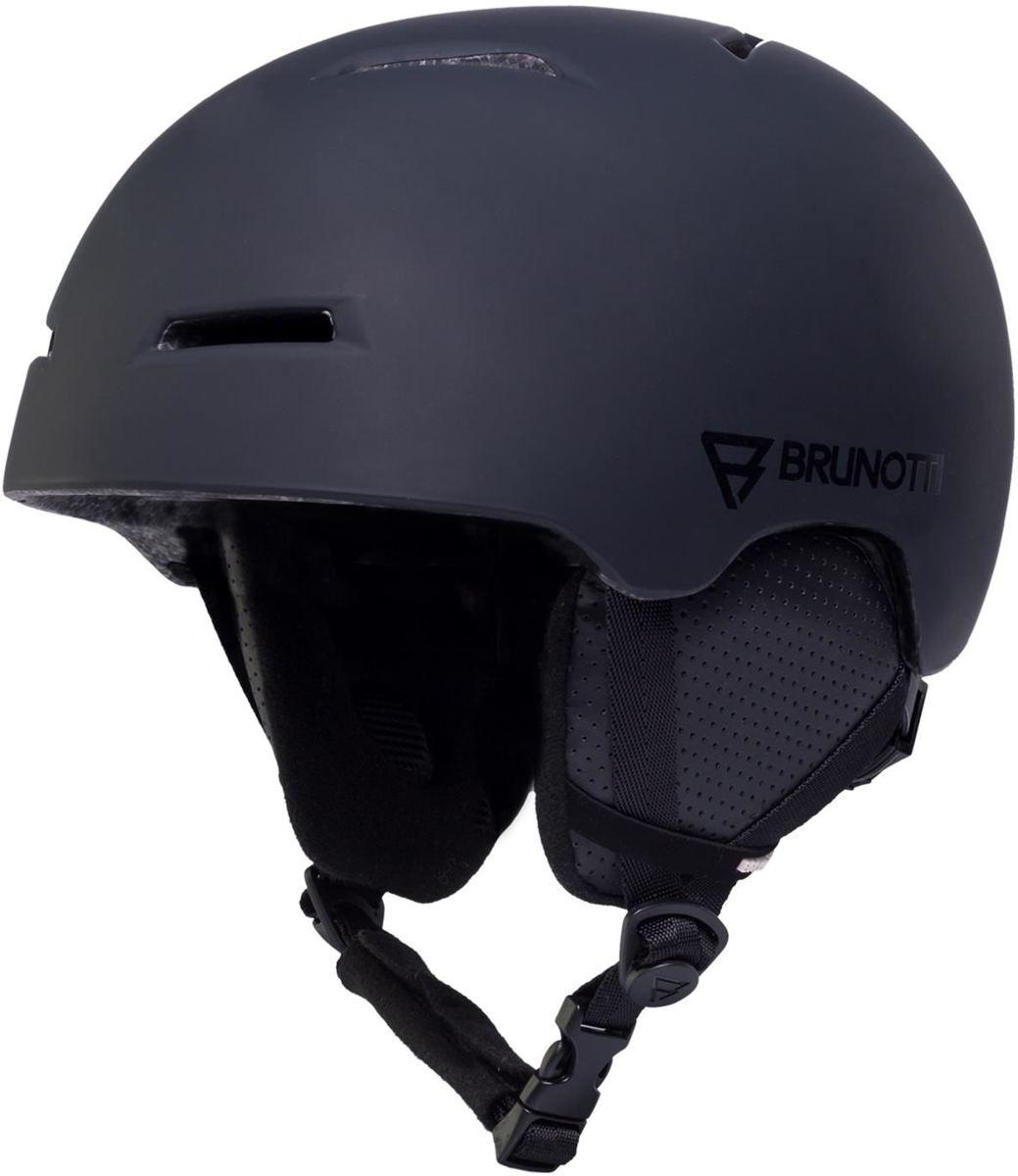 Brunotti Maddox - Skihelm - Unisex - Maat 59/61 - Black kopen