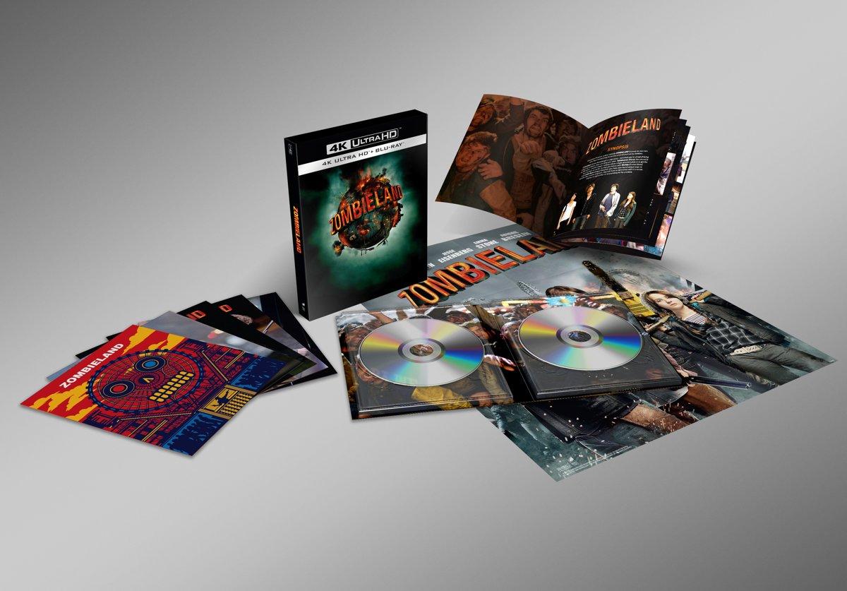 Zombieland (4K Ultra HD Blu-ray)-