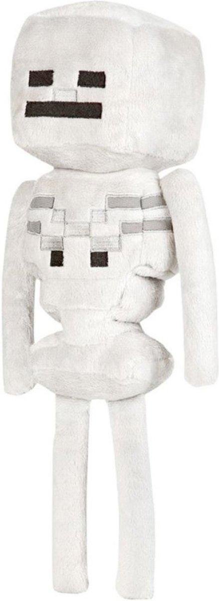 Minecraft Skeleton Pluche Knuffel