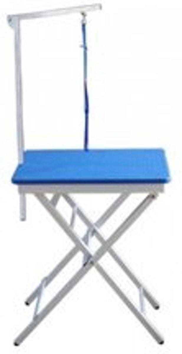 Topmast Trimtafel RINGSIDE Blauw kopen