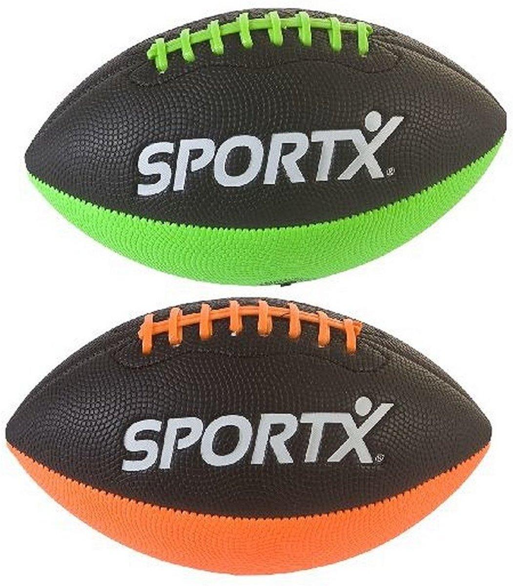 SportX Rugbybal Neon 160-170gr kopen