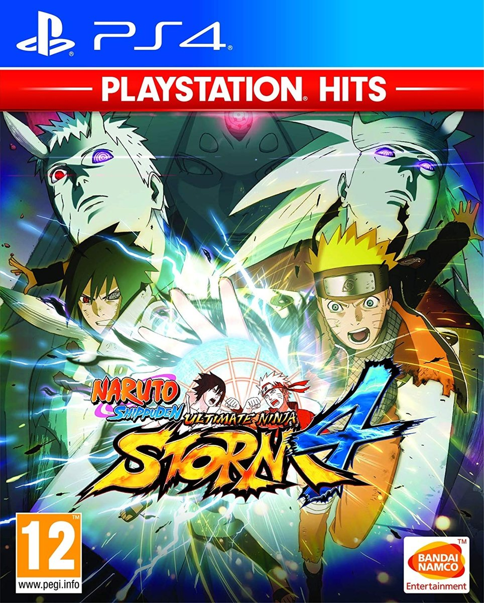 Naruto Shippuden: Ultimate Ninja Storm 4 - PlayStation Hits PlayStation 4
