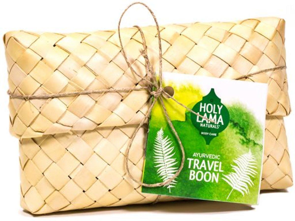Holy Lama Naturals Ayurvedic Body Care traveling Body Boon (90 gram) kopen