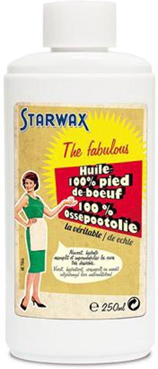 Starwax 100 p/c ossepootolie 'The Fabulous' 250 ml kopen