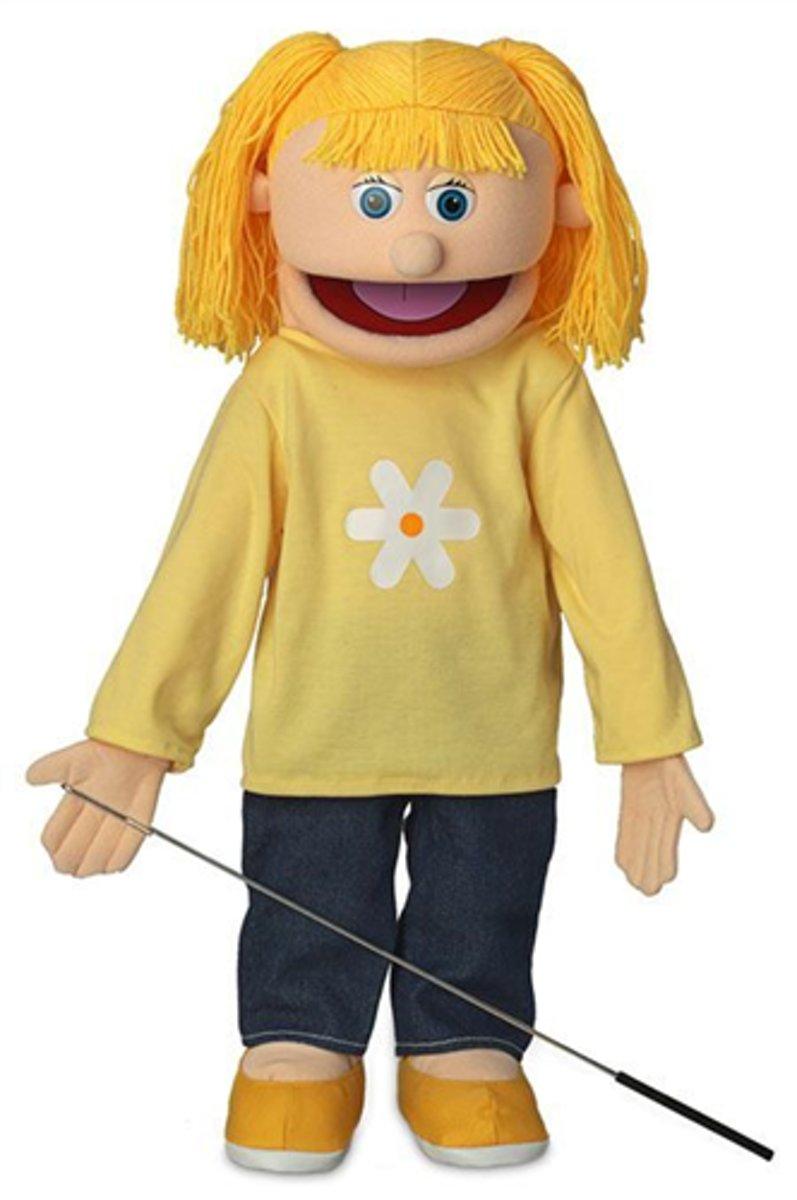 Handpop Katie Sillypuppets 25''