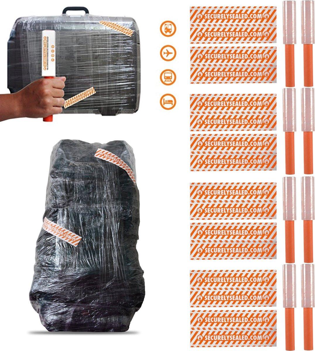 SecurelySealed Doe-het-zelf koffersealer (8 stuks) kopen