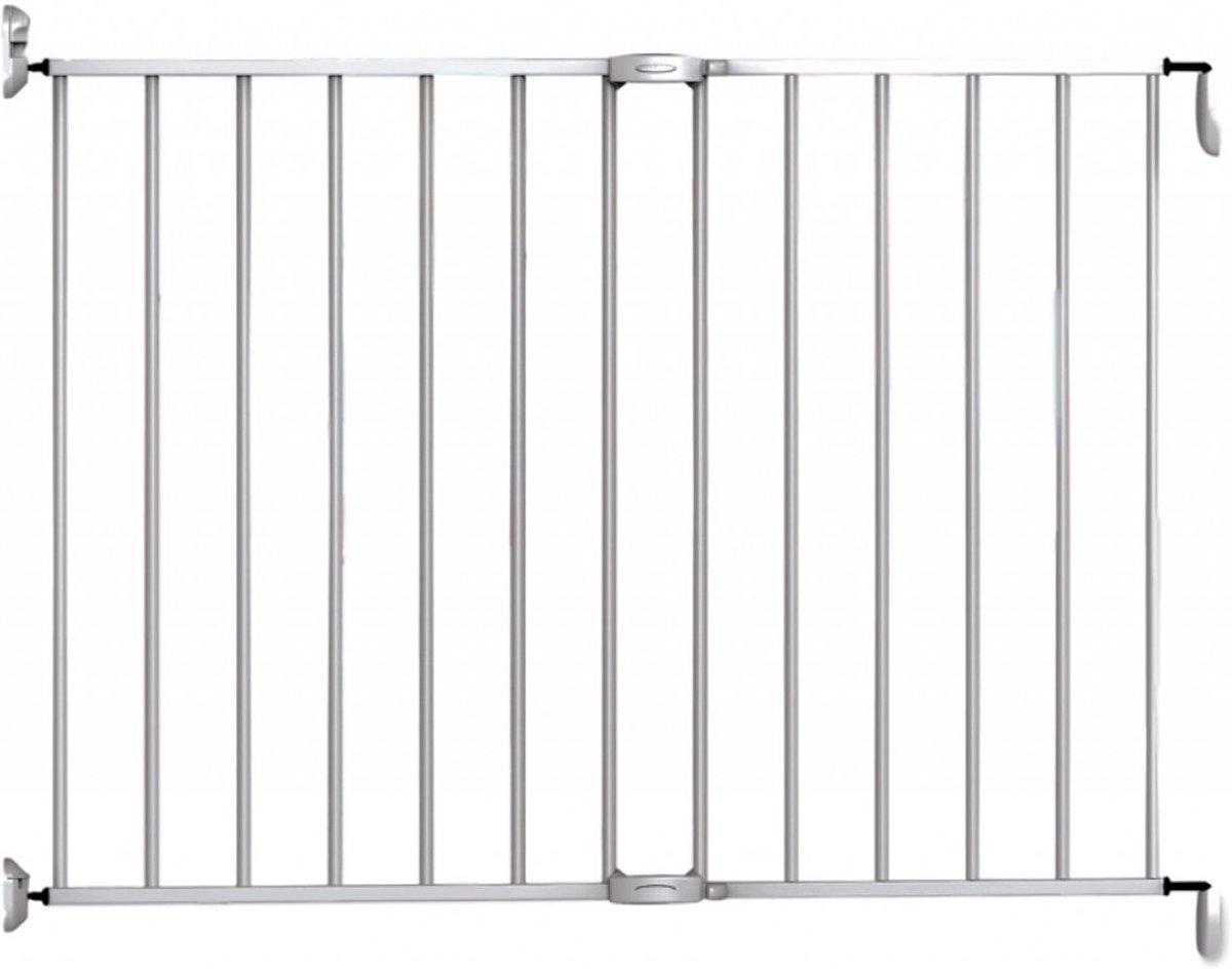 Noma Wall Fix Metal - Traphekje - Zilver