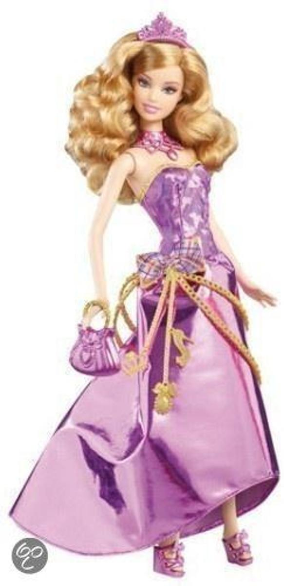 Barbie Princess Charm School - Delancy - Barbie pop