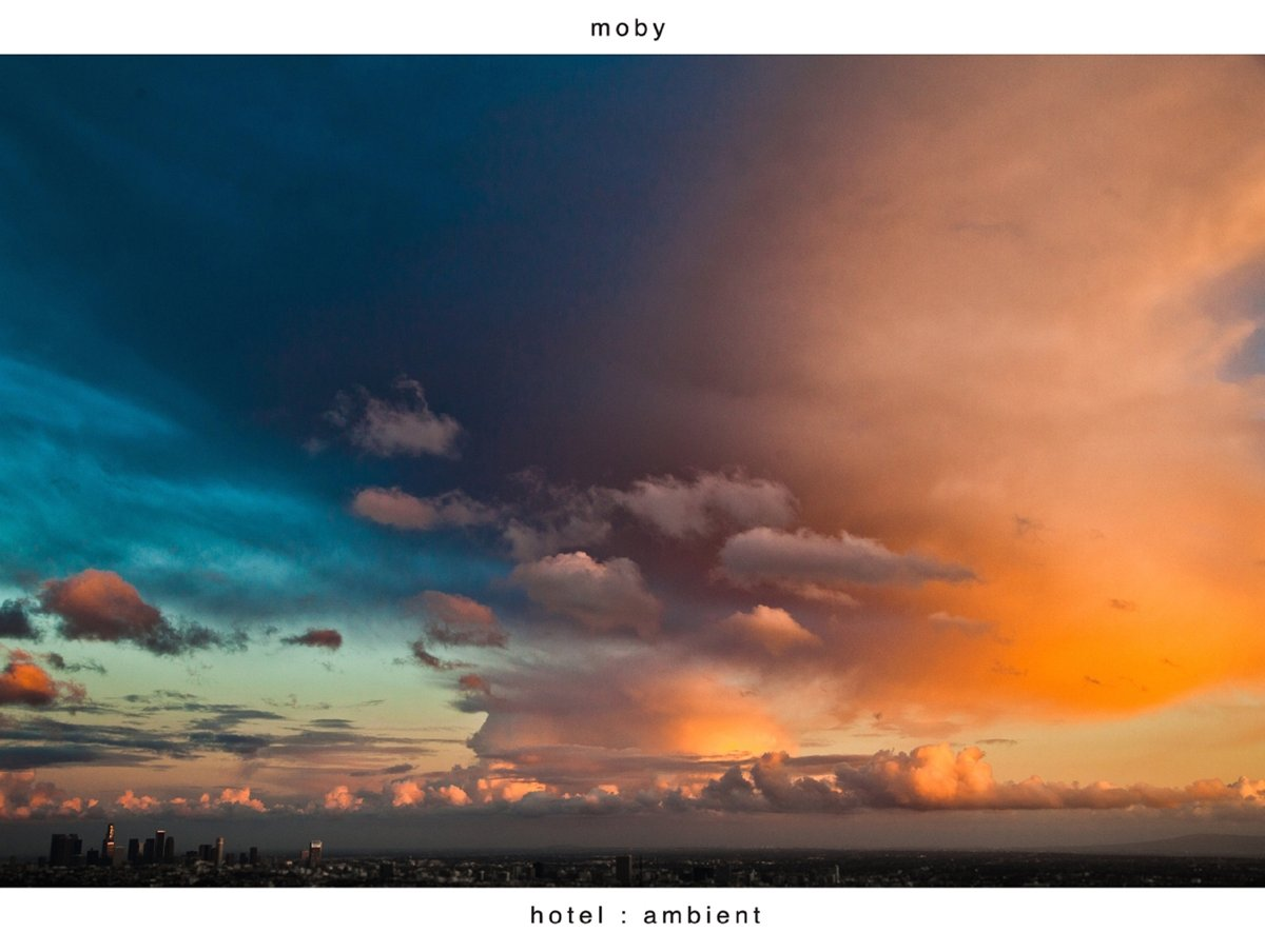 Moby - Hotel Ambient (2cd) | CD kopen