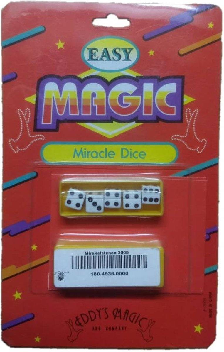 Moret - Goocheltruc - Magische dobbelstenen