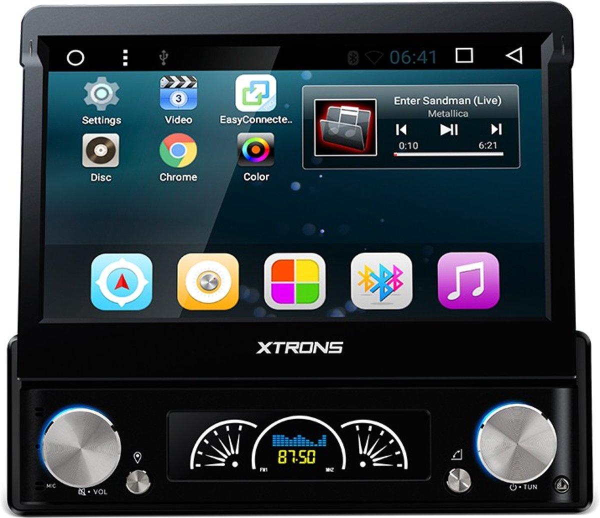 1 Din Navigatie 7 HD Digitale  Android 6.0 Marshmallow Quad Core kopen