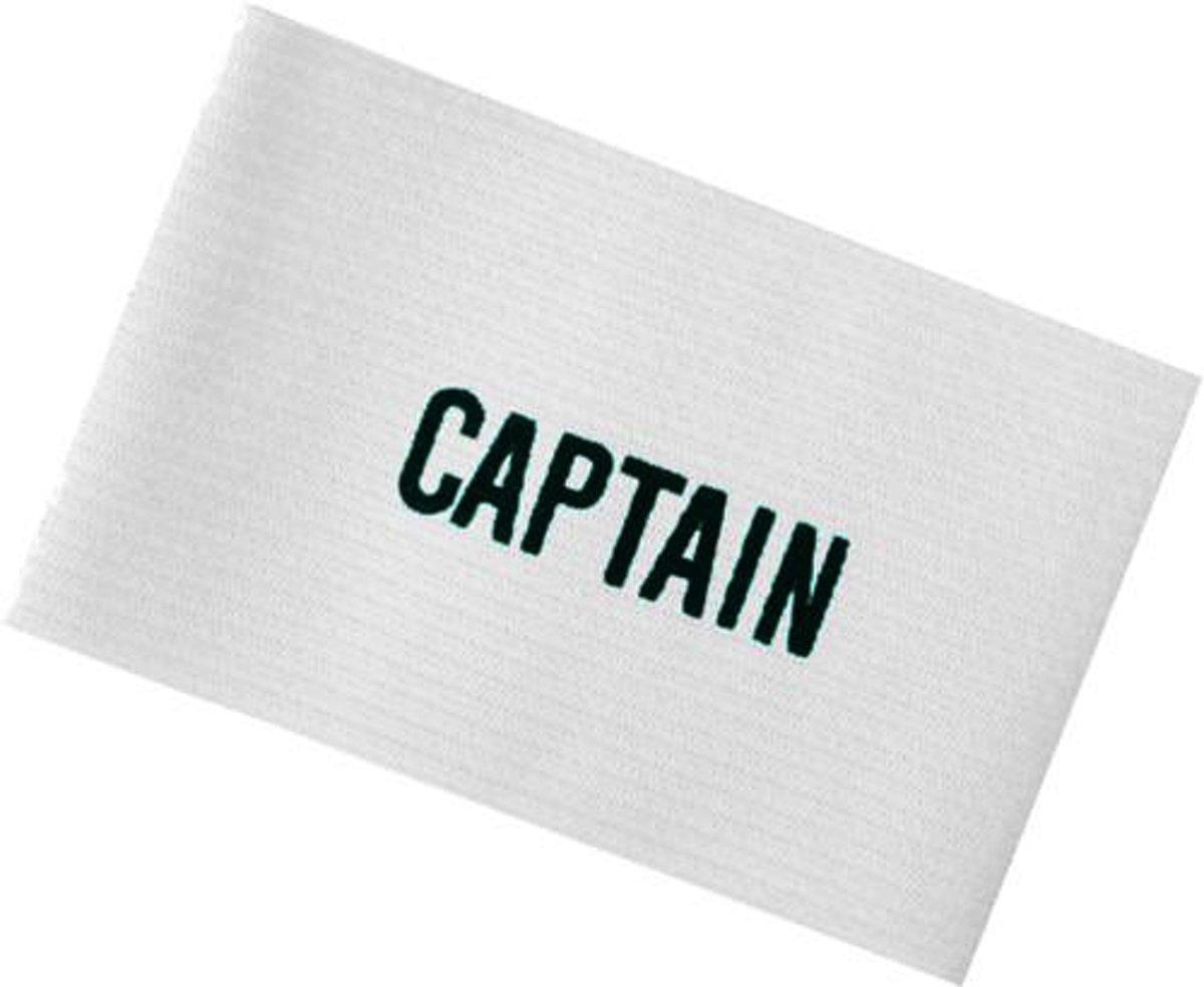 Aanvoerdersband captain - pupil - wit kopen