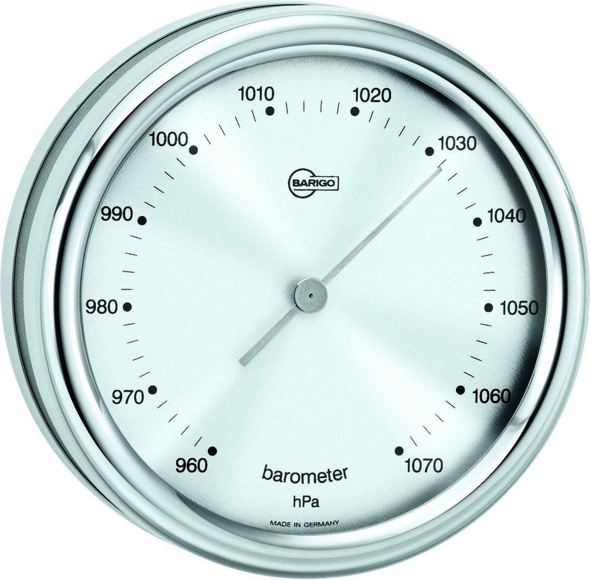 Barigo 823 CR scheepsbarometer ?10 cm rvs kopen